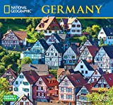 National Geographic Germany 2018 Wall Calendar