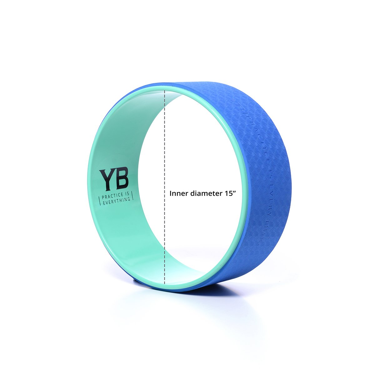 Bundle - 2 Items: Yoga Trapeze Purple & Yoga Wonder Wheel Blue [Bundle] - By YOGABODY - with 2 Free DVD by YOGABODY (Image #7)