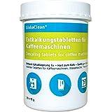 30 pastillas descalcificadoras para cafeteras automáticas