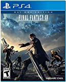 PlayStation 4 Slim 1TB Console 2 items Bundle: PS4 Slim - Star Wars Battlefront II Bundle and Final Fantasy XV Game Disc