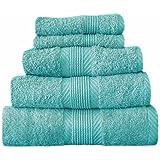 Catherine Lansfield Cl Home Bath Towel, Aqua