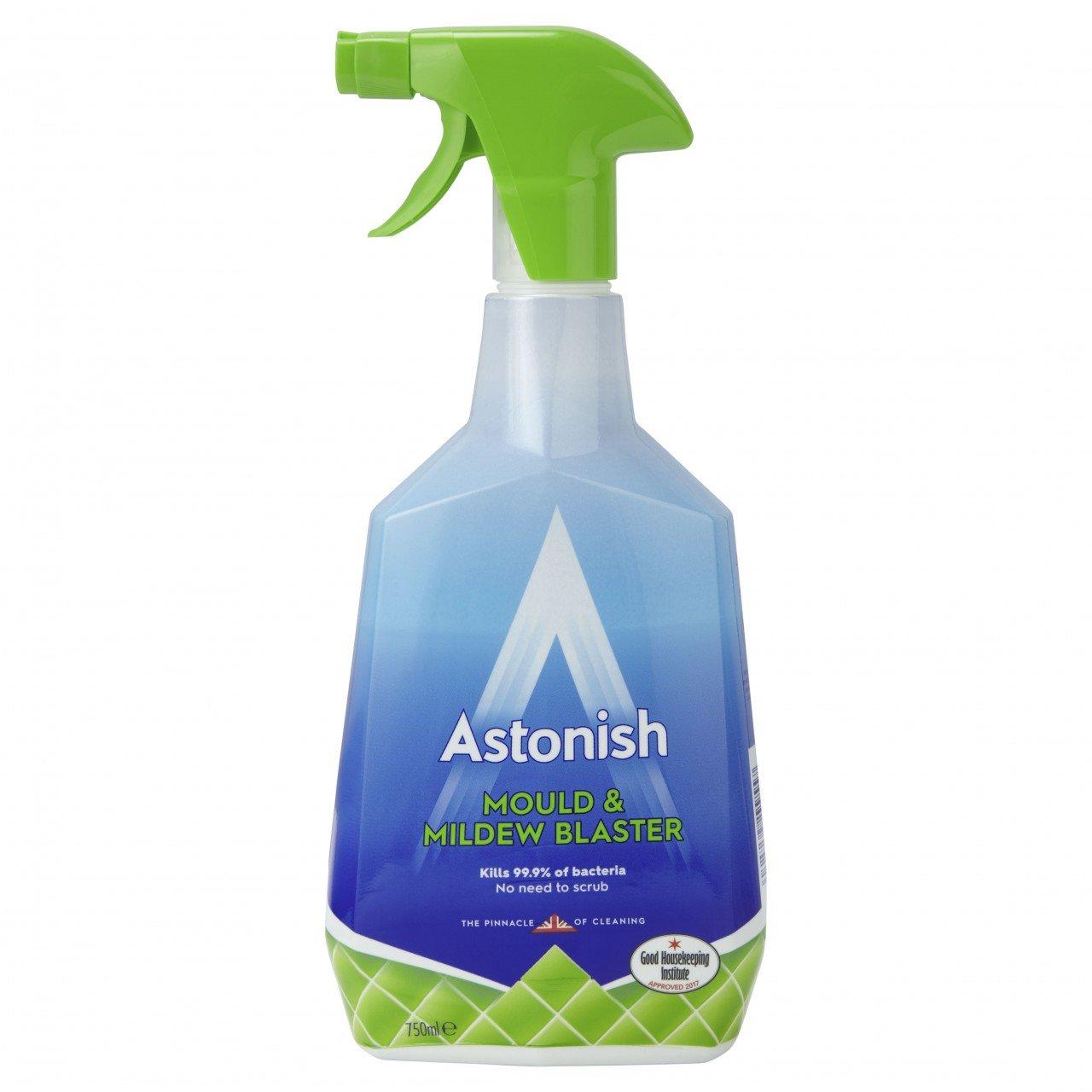 6 X Astonish Mould & Mildew Remover - 750 ml