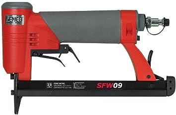 Senco Sfw09 22 Gauge Upholstery Staple Gun 5 32 To 5 8 4c0001n