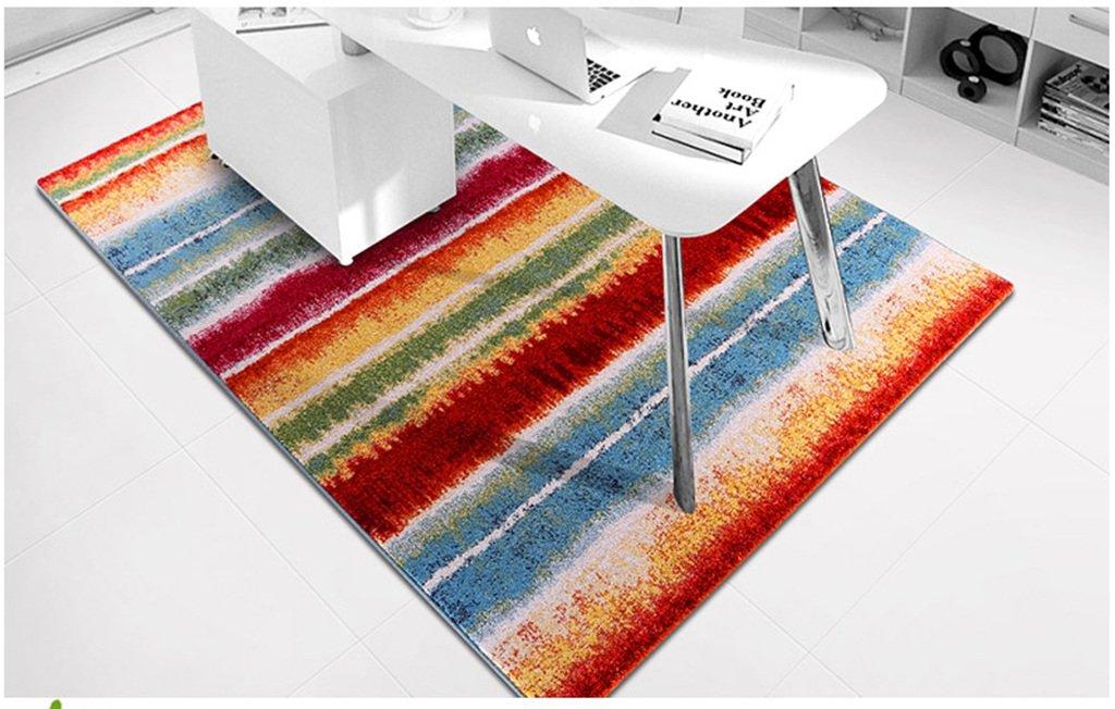 GRJH® リビングルームのソファーコーヒーテーブルのカーペット厚いベッドサイドベッドカーペットのオフィス店頭の研究 帯電防止 ( 色 : #1 )  #1 B078Q2KVHH