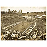 Pittsburgh Steelers Art Sketch Style Poster Print 12x16 Wall Decor