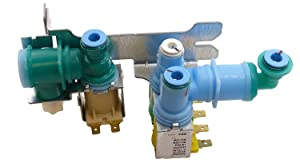Replacement Refrigerator Water Valve for Electrolux 242252702, 241734301, WV2702