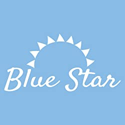 Blue Star Coloring