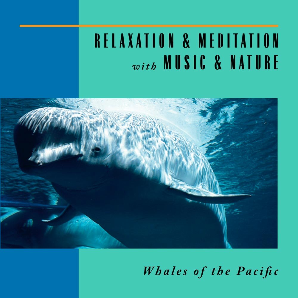 Relaxation Meditation with Music Nature: 25% OFF Over item handling ☆ Whales Of Pacif The