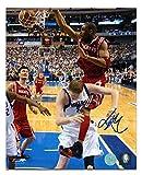 Tracy McGrady Autographed Photo - Dunk On Bradley 8x10 - Autographed NBA Photos