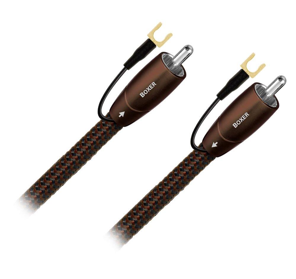 最高の品質の AudioQuest – ボクサー B00FYW4VSG – サブウーハーケーブル ボクサー – 2メートル – RCAs RCAs B00FYW4VSG, Designers&Laboshop:532d88b8 --- arianechie.dominiotemporario.com