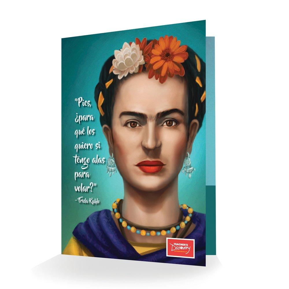 Frida Kahlo Folder - Set of 90