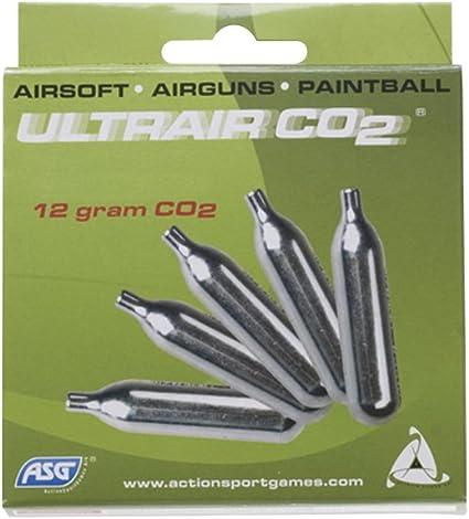 20 CO2 powerlet 12g NON-THREADED 12 gram C02 tire paintball airsoft 12gCO2-20