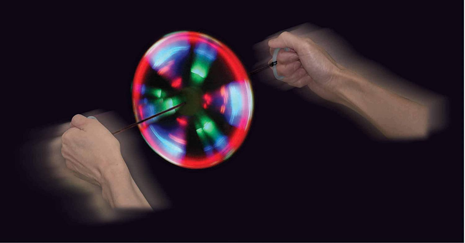 Funtime Gifts Light Show Spinners