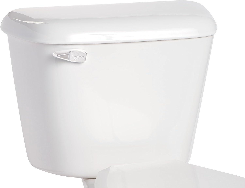 White Toilet Tank ONLY Mansfield Plumbing 153 QuantumOne 1.0 GPF