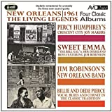 Four Classic Albums - Percy Humphrey Crescent City Joymakers / Robinson's New Orleans by Avid Records