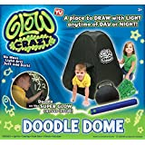 Glow Crazy Doodle Dome Tent Toy