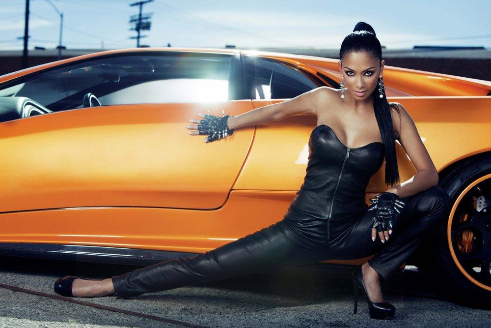 Amazon.com: TST INNOPRINT CO Nicole Scherzinger Hot Woman Sexy Girl Car  Auto Poster 24x36: Posters & Prints