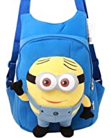 Amazon.com | New Despicable Me Minions Toddler Backpack | Kids ...