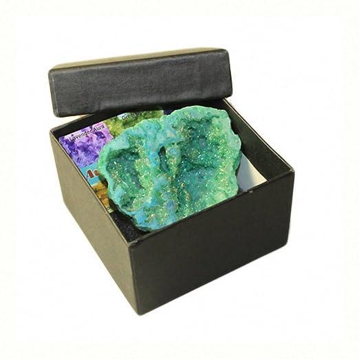 Aura geoda - verde. Este verde Metrica geoda es el color de ...