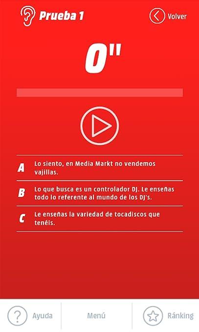 Amazon.com: Piensa en Rojo: Appstore for Android