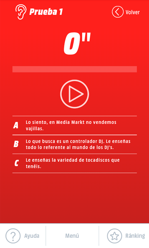 Piensa en Rojo: Amazon.es: Appstore para Android