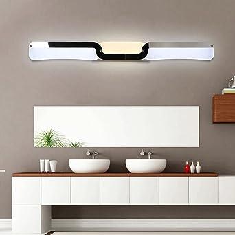 Aoligei Farbe Led Spiegel Frontleuchte Modern Bad Badezimmer