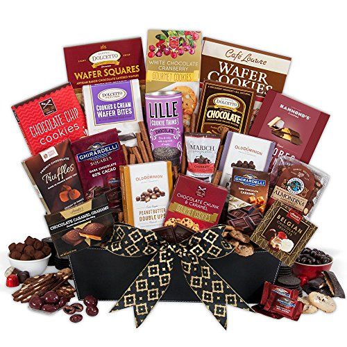 - Chocolate Gift Basket Deluxe