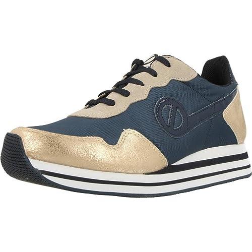 Calzado Deportivo para Mujer, Color Azul, Marca NO Name, Modelo Calzado Deportivo para Mujer NO Name PARKO Record Azul: Amazon.es: Zapatos y complementos