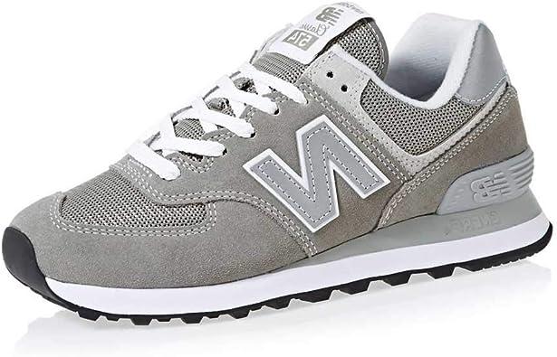 new balance 574 gris hombre