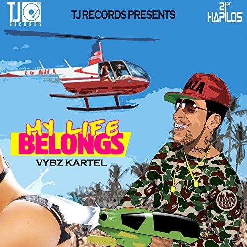 Amazon My Life Belongs Vybz Kartel MP3 Downloads