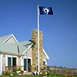 Rhode Island Rams URI University Large College Flag
