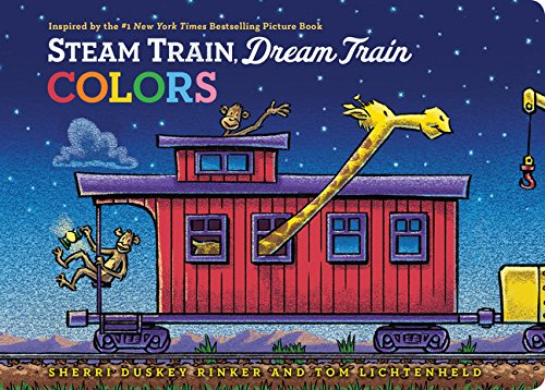 Steam Train, Dream Train Colors ()