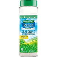 Hidden Valley Original Ranch Homestyle Seasoning Dip and Salad Dressing Mix 567 Gram Container