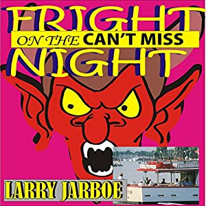 Fright Night on the Can't Miss Audiobook