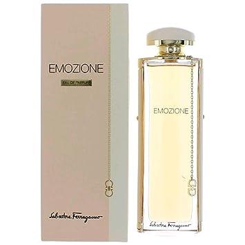 43620e2107617 Amazon.com : Salvatore Ferragamo Emozione by Ferragamo Eau De Parfum 3.1 oz  Spray : Beauty