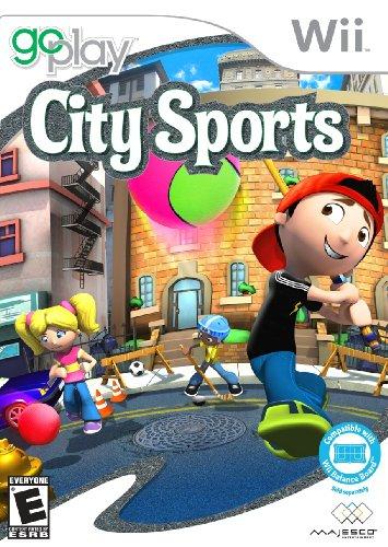 Go Play City Sports - Nintendo Wii -