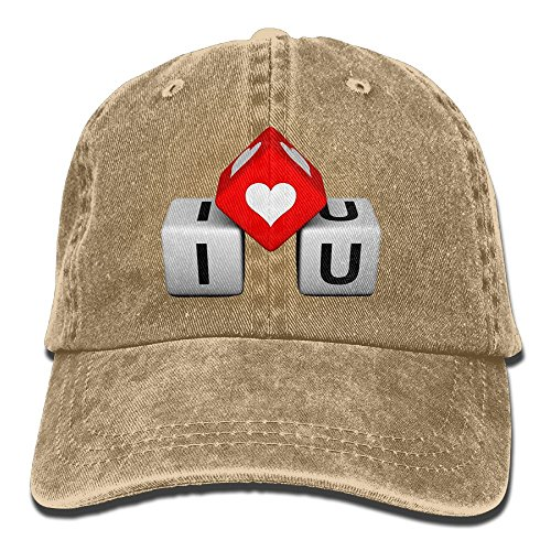 I Fell In Love With You Baseball Caps Adult Sport Cowboy Trucker Hats Adjustable Natural By - Raleigh In Mall