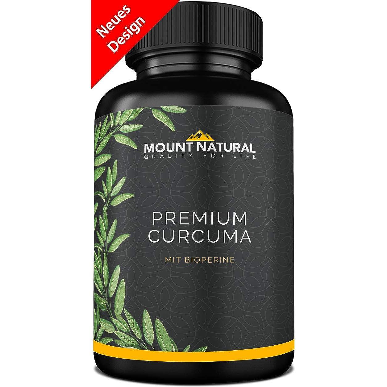 Mount Natural Premium Curcuma