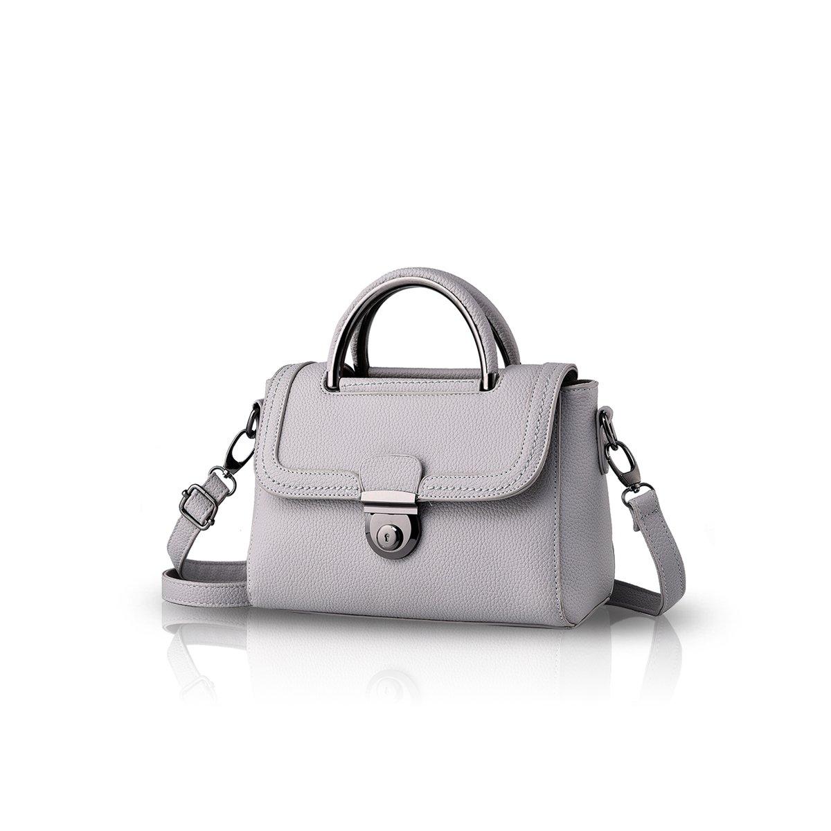 NICOLE& DORIS nuove donne borsa messenger bag borsa a tracolla piccola(Black) ND-Z004