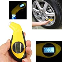 Vale® Digital calibrador del neumático de 5-150 PSI