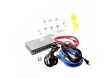 Amazon.com: 3Com 3CFSU08 100Mbps Fast Ethernet 8 Ports Wired Network ...