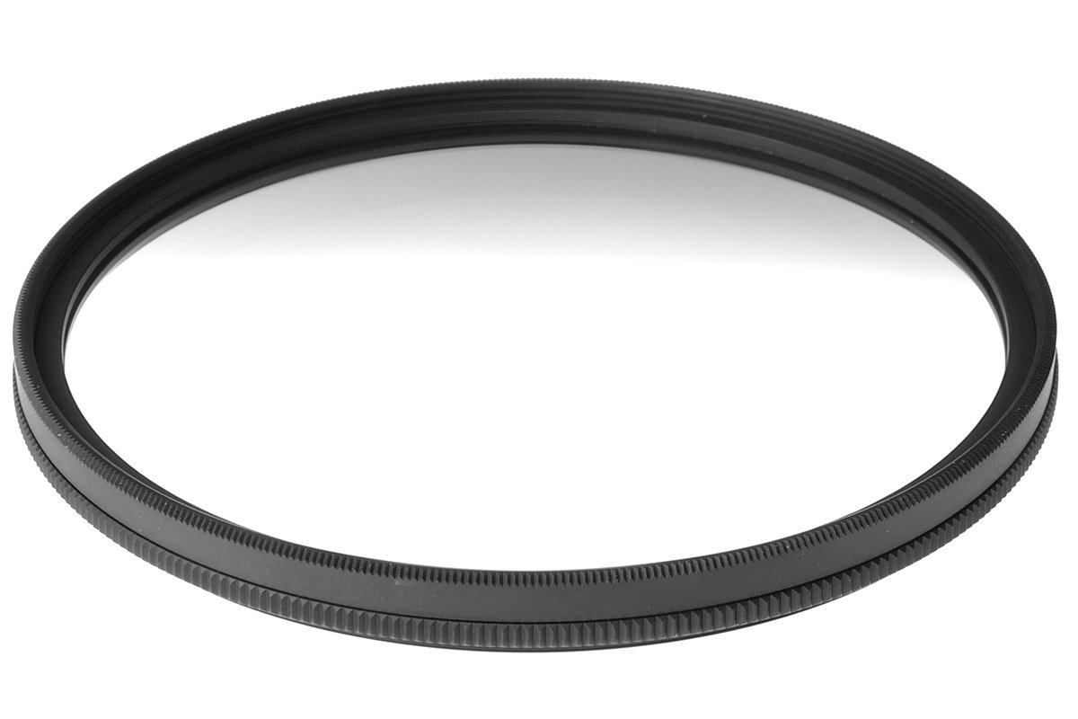 Firecrest ND 77mm Graduated Neutral Density 0.3 (1 Stop) Filter for photo, video, broadcast and cinema production