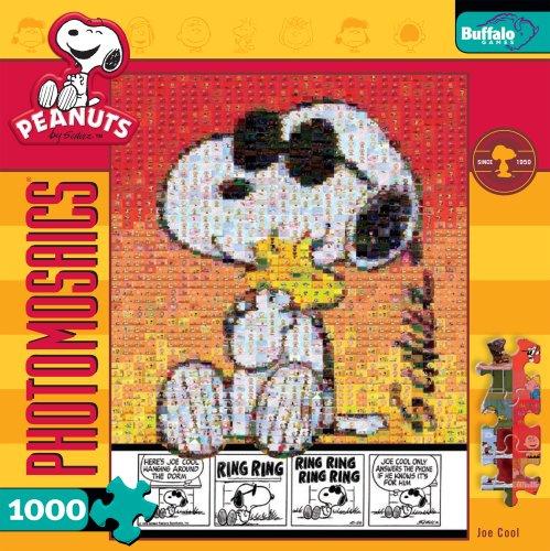 Buffalo Games Peanuts Photomosaic: Joe (Charlie Brown Puzzle)