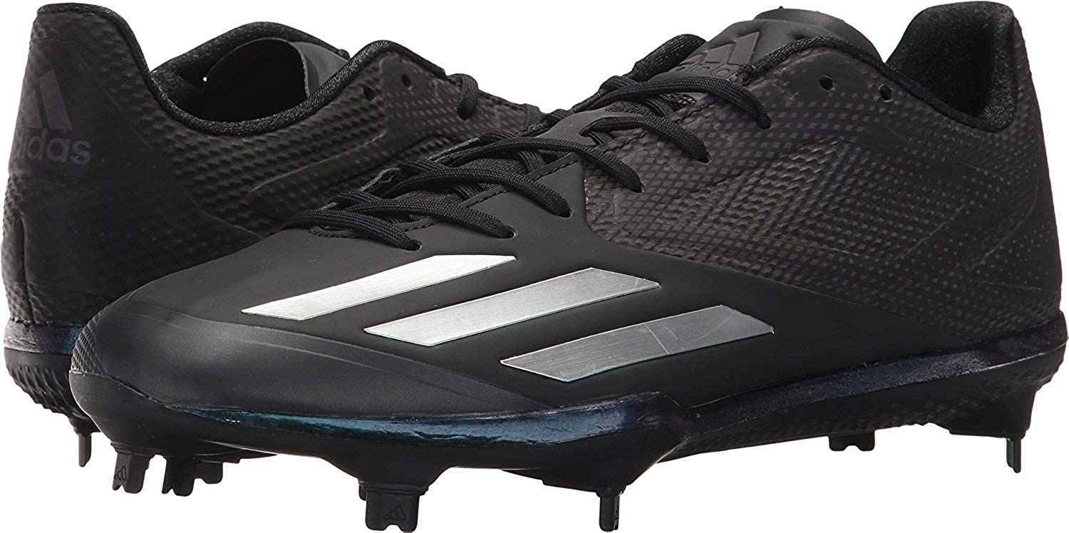 huge discount 3bb0a 0ca1b Amazon.com  adidas Mens Adizero Afterburner 3.0 Xeno Metal Cleats  Tennis   Racquet Sports