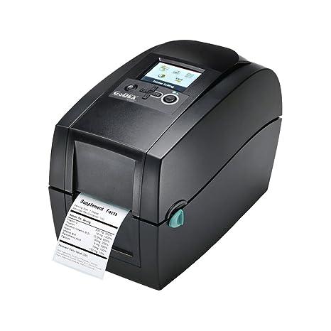 Godex RT203i 300 dpi - Impresora térmica de Etiquetas (Modelo con ...