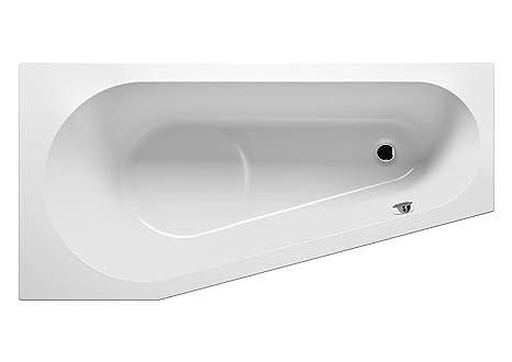 Vasca Da Bagno 160 80 : Riho vasca da bagno angolare di acrilico destro delta