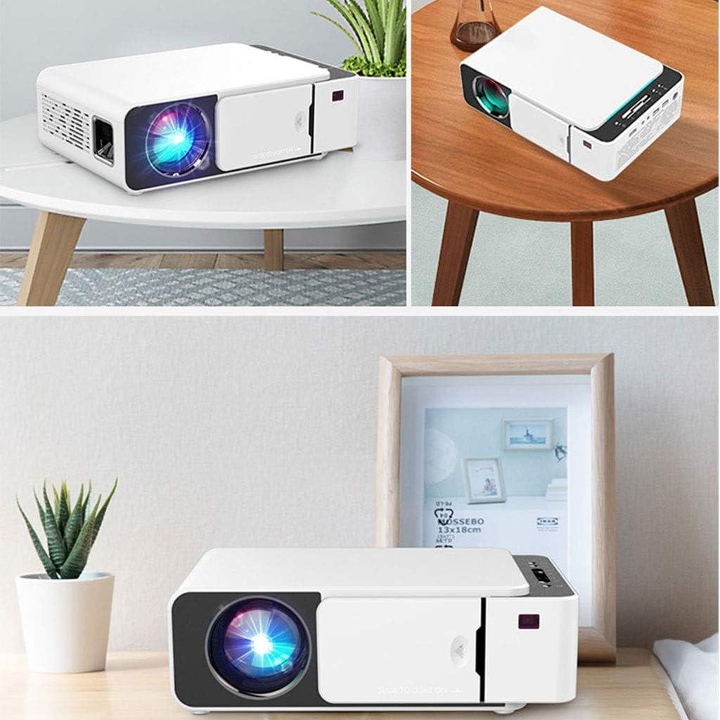 HongLianRiven Mini proyector de Alta definición 1280x720dpi Pared ...