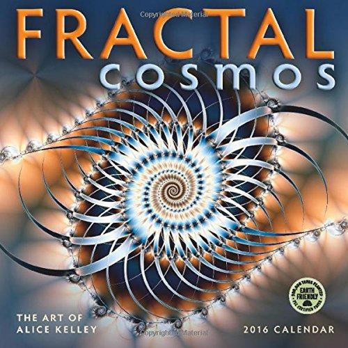 (Fractal Cosmos 2016 Wall Calendar)