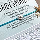 Bridesmaid gifts with beach wedding theme| Beach wedding party favors, Destination wedding favors, Destination wedding invitations. Bridesmaid gifts, B38