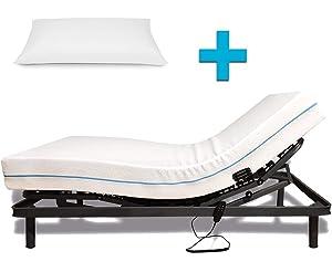 Siessta Home - Cama Articulada Medicult (105 x 180 cms ...
